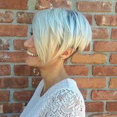 Ein längerer Pixiecut! Wir haben 11 verschiedene tolle Haarschnitte ausgesucht. Entdecke, ob etwas für Dich dabei ist! - Neue Frisur