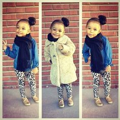Kids Fashion: The Street Style Edition