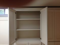 cupboard with adjustable shelves
