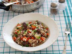 Ludas kása | kajakóma receptje - Cookpad receptek Fried Rice, Ethnic Recipes, Food, Essen, Meals, Nasi Goreng, Yemek, Stir Fry Rice, Eten