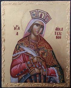 Byzantine Icons, Orthodox Christianity, Religious Art, Saints, Princess Zelda, Statue, Illustration, Fictional Characters, Lds Art