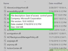 How to Open DLL Files. The Dynamic Link Library, or DLL file, is a mainstay of traditional Windows programming. These files are used by programs to gain additional functionality and libraries without having to have them built-in to the. Ad Company, Microsoft Corporation, Access Control, Filing, Names