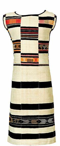 Paul Poiret dress, 1923