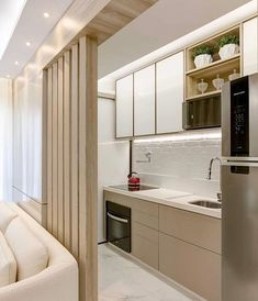 Hot coffee anyone? A quick pantry does the trick! ( Small Pantry Inspiration who wants a straight kitchen next to bedroom? Get swanky kitchen within Rs. 1 Lakh with 10 year warranty. Home Decor Kitchen, Kitchen Design Small, Apartment Design, Home, Apartment Interior, Interior Design Kitchen, Kitchen Remodel Small, House Interior, Home Interior Design