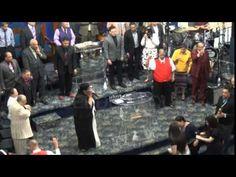 Emely Peña canta en el 3er Aniversario Evangelista Gilberto Peguero - YouTube