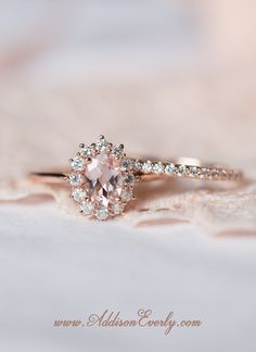 Precious gemstones made with the highest quality and care from Addison Everly Fine Jewelry Wedding Rings Vintage, Diamond Wedding Rings, Wedding Bands, Dream Engagement Rings, Diamond Cluster Ring, Ring Verlobung, Natural Diamonds, Beautiful Rings, Fashion Rings