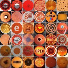 Orange in the Round