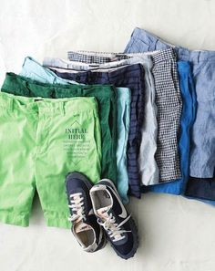 Crew Mens Shorts in all colors Best Mens Fashion, Boy Fashion, Fashion Outfits, Fashion Ideas, J Crew Men, Budget Fashion, Summer Wear, Summer Outfit, Mens Clothing Styles