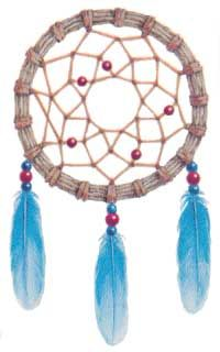 Mandala Madness: dream catchers