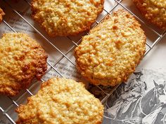 We've nailed it! Clean Eating Anzac Biscuits! You're welcome...