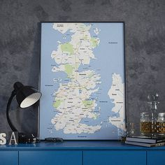 Game Of Thrones Made Easy, With Google Maps | Co.Design | business + design