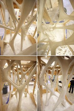 Out of 68 submissions from 17 countries across four continents, the winning proposal of Tex-Fab's APPLIED: Research through Fabrication competition came from Kenneth Tracy and Christine Yogiaman of yo_cy, a design studio based in St. Louis work with digital tools to explore innovation in material