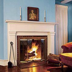 Classic fireplace                                                                                    Pumpkin Contest                Enter Here                                                                                      Homeowner Survival Skills                Read More                                                                                      Sneak Peek: Ask TOH TV                Watch Video