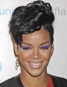 Rihanna Short Hairstyles - PoPular Haircuts