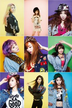 SNSD I Got a Boy Photoshoot Come visit kpopcity.net for the largest discount fashion store in the world!!