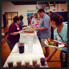 Throwback Thursday to our Newcomers Lunch event at John Ross Elementary School this past summer!  We are having our next Newcomers Lunch this Sunday! Worship gathering starts at 10:30 AM with lunch to follow. If you are new to Redemption Church come join us! #redemptionokc #newcomerslunch #tbt #throwbackthursday #josfamouspizza #edmond #edmondok #okc #northedmond #thomastrails #enhs #edmondnorth #northedmond