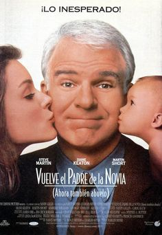 1995 - Vuelve el padre de la novia - Father of the Bride Part II -  tt0113041