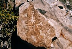 Petroglifo sector Cunlagua Chile, Rock Art, Carving, Painting, Prehistory, Foot Prints, Museums, Chili Powder, Wood Carving