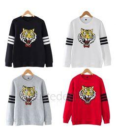 Yuri on Ice Yurio Yuri Plisetsky Leopard Wildcat Sweatshirt Cosplay Costume