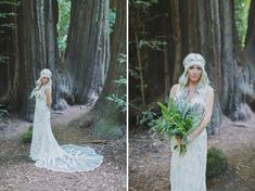 redwoods bride -- Maggie Sottero gown