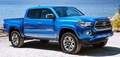 Toyota Tacoma 2018 Dealership - Left for dead recently, Americans mid-size pickup sector is instantaneously energised again