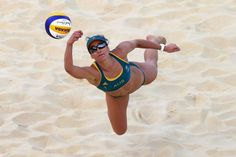 Beach Volleyball at the London 2012 #Olympic #volleyball #Olympicgames