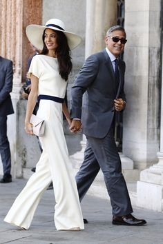 With Just 1 Look, You'll Want to Ditch Your Traditional Wedding Dress For These Bridal Jumpsuits