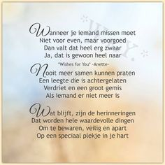 Recently shared overleden moeder tekst ideas & overleden moeder tekst pictures Sign Quotes, Words Quotes, Me Quotes, Loosing Someone, Happy Birthday In Heaven, Miss My Dad, Dutch Quotes, Wishes For You, Verse