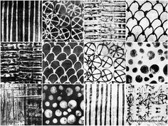 """Black + White 10"""" Squares - Marcia Derse - Windham Fabrics"""