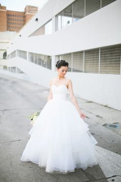 In love with this dress: http://www.stylemepretty.com/california-weddings/long-beach-ca/2015/03/24/whimsical-fall-wedding-at-the-loft-on-pine/ | Photography: Adrienne Gunde - http://www.adriennegunde.com/