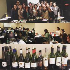 Felicidades a todos nuestros alumnos que cursaron este sábado 1 de abril el Nivel 1 de la WSET (Wine & Spirit Education Trust) ! Esperamos que les haya ido excelente en el examen y todos reciban su certificado de esta prestigiosa institución. Desde ya los invitamos a seguir con los Niveles 2 y 3 de la WSET y con los otros interesantes cursos que ofrecemos en de The Wine Schoool Chile.   Fueron un excelente grupo! Nos vemos pronto!
