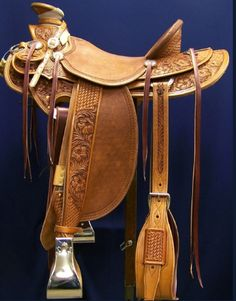 buckaroo saddles | New and used custom saddles built by a select group of makers are