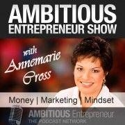 [Episode #103]: Ambitious Solopreneur: Lauren Tharp, Freelance Writer Turned Mentor | Ambitious Entrepreneur