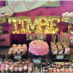 @ASouthernSavage 18th Birthday Party Themes, Birthday Goals, 26th Birthday, Birthday Celebration, Girl Birthday, Birthday Ideas, Hotel Party, Festa Party, Sweet 16 Parties