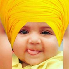 cf40fdf68 Cute sikh kid