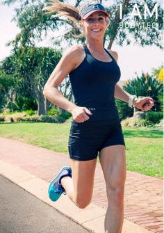 The IAMBODYTEC candidate for this month is BODYTEC Lynnwood studio owner Merle Rautenbach. #IAMBODYTEC #fitness #runner #fit #cardio #run #fitgoals #marathon #outdoorcardio #ems #emstraining #strengthtraining #20minutes #owner #bodytecsa Strength Training, Fitness Goals, Marathon, Ems, Cardio, Sporty, Running, Outdoor, Style