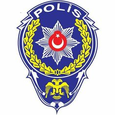 Free Printable Polis Amblemi Boyamasy Okulonce