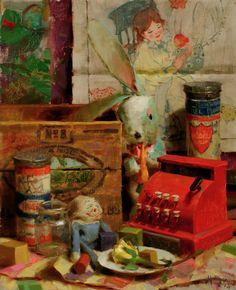 Childhood - Neil's Toys, Daniel Keys