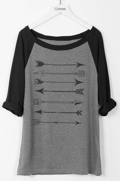 #AdoreWe #CupShe CupShe Don't Deny Me Arrow Top - AdoreWe.com