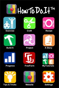 iPhone/iPad App Created by an Occupational Therapist!