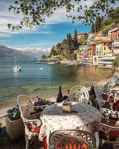 Varenna, Lake Como, Italy #italytravel #ItalyVacation