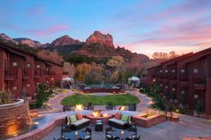 Amara Resort and Spa in Sedona, Arizona