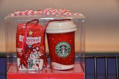 Starbucks Christmas Ornaments - Ceramic Mini Red Cup and Bag of Christmas Blend Coffee - Set of Two - 2007 Starbucks,http://www.amazon.com/dp/B003YDQ9W8/ref=cm_sw_r_pi_dp_nP.Wsb1XHBFK79MS