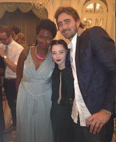 Premiere after-party https://twitter.com/MaramaCorlett/status/494991817595961344/photo/1