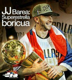 "José Juan ""J.J."" Barea Mora   (born June 26, 1984) is a Puerto Rican professional basketball player for the Minnesota Timberwolves."