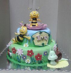 Maya bee - Cake by Torte Sweet Nina