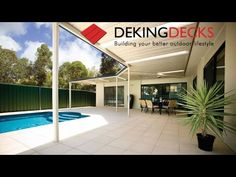 Patio Roofing Gold Coast - Insulated and non Insulated roofing Installation by DeKing Decks