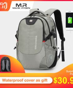 Climbing Bags Sports & Entertainment Personality Luminous Backpack High Quality Oxford Cloth Adult Outdoor Travel Put Computer Cell Phone Backpacks Cute Cartoon Can Be Repeatedly Remolded.