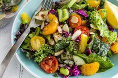Fresh & Hearty Salad