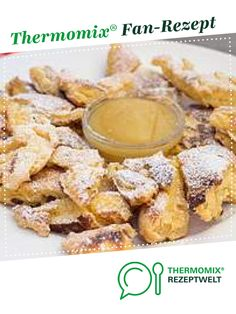 Bavarian Kaiserschmarrn by _Alina_. A Thermomix ®️️️️ recipe from . - Bavarian Kaiserschmarrn by _Alina_. A Thermomix ®️️️️ recipe from the Desserts category ww - Healthy Meals For Two, Healthy Crockpot Recipes, Healthy Dessert Recipes, Baby Food Recipes, Snack Recipes, Easy Meals, Authentic Mexican Recipes, Desserts Sains, The Best